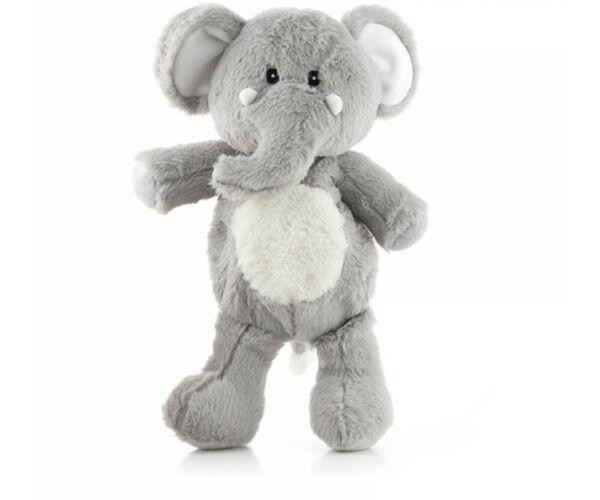 Innovagoods Elefánt alakú Puha Plüss Játék, Melegítő és Hűsítő Hatással