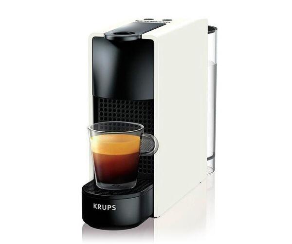 Kapszulás Kávéfőző Krups XN1101 0,6 L 19 bar 1300W Fekete Fehér