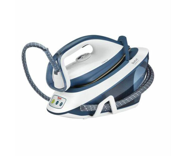 Tefal SV7030 1,5 L 310 g/min 5,5 bar 2200W Fehér Kék Gőzölős Vasaló