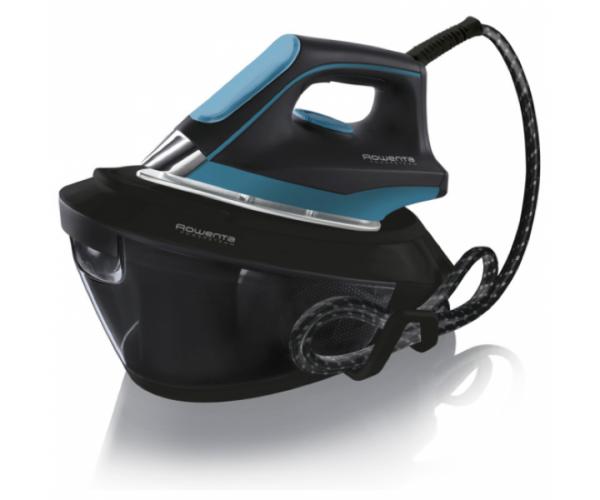 Rowenta VR8223F0 300 g/min 2200W Negro Kék Gőzölős Vasaló