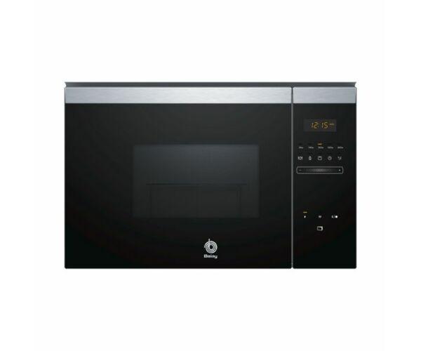 Beépíthető Mikrohullámú Sütő Balay 3CG4172X0 20 L 800 W Grill Fekete