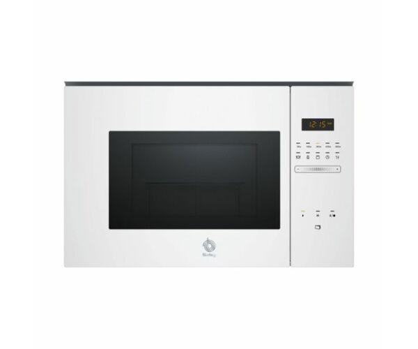 Beépíthető Mikrohullámú Sütő Balay 3CG5172B0 20 L 800 W Grill Fehér
