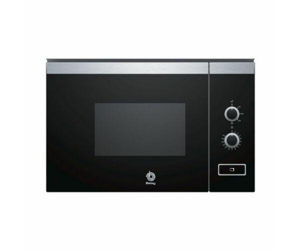 Beépíthető Mikrohullámú Sütő Balay 3CP4002X0 20 L Fekete