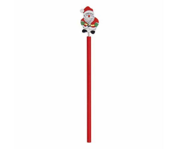 Karácsonyi Fa ceruza Szín Piros