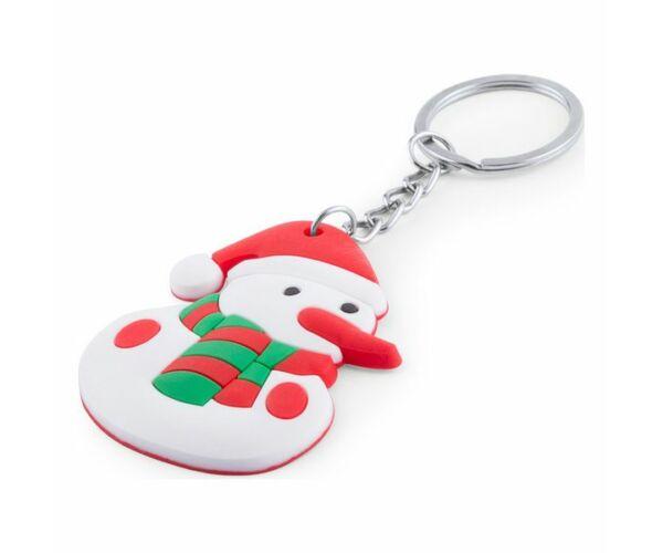 Karácsonyi kulcstartó 144814 Szín Fehér