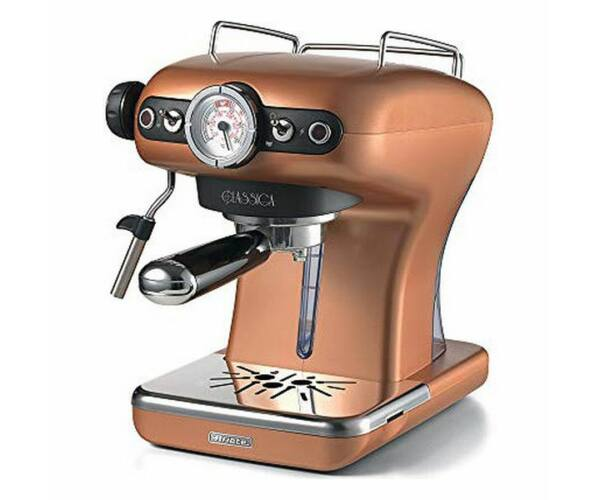 Manuális Express Kávéfőző Ariete 1389/18 0,9 L 15 bar 850W Réz