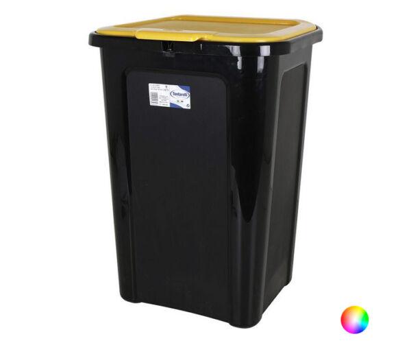 Szemetes Kuka Tontarelli 44 L Műanyag (38,5 x 34,5 x 54,5 cm)-bibishop