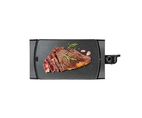 Lapos grilltál Taurus Steak Max 2600W