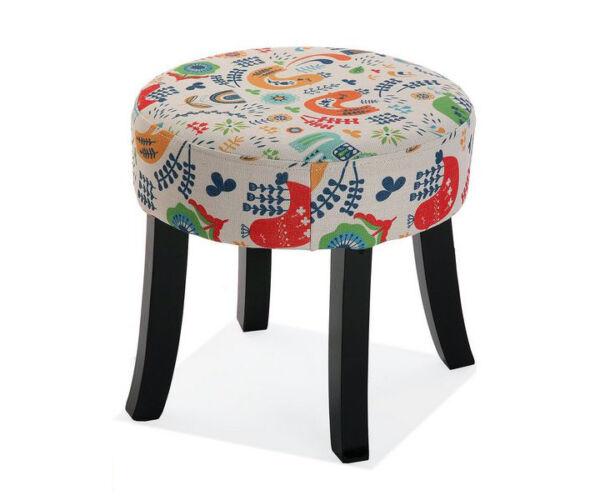 Puff Textil (35 X 35 x 35 cm)-bibishop