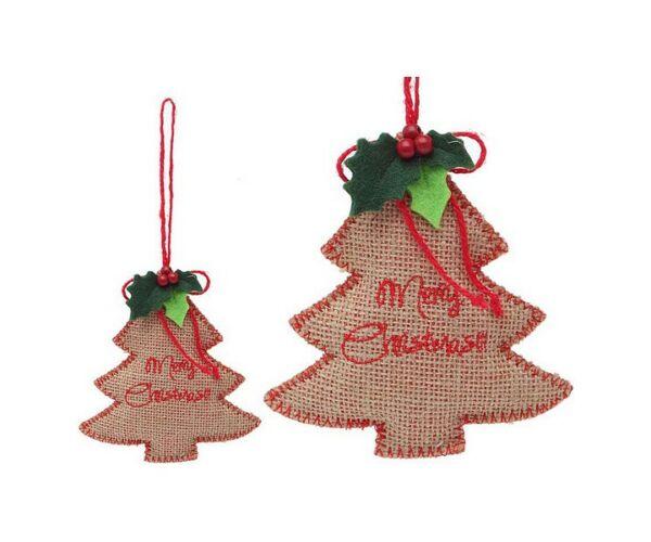 Karácsonyfadísz, Karácsonyfa