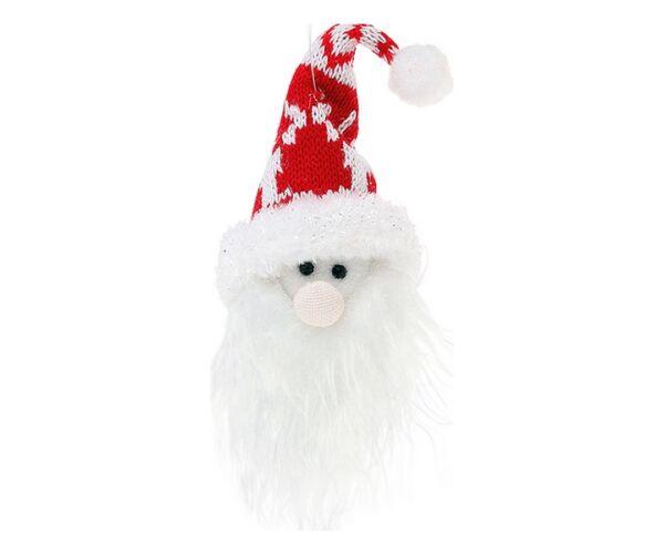 Karácsonyi fali dekoráció, télapó