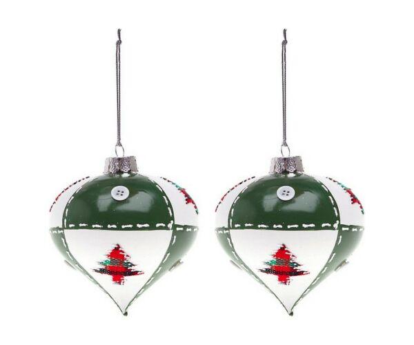 Karácsonyi díszek (2 db) 113732