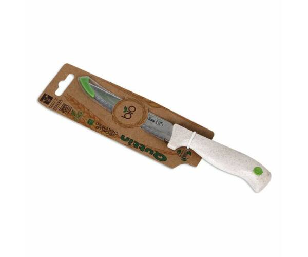 Fogazott kés Quttin Bio (11 cm)