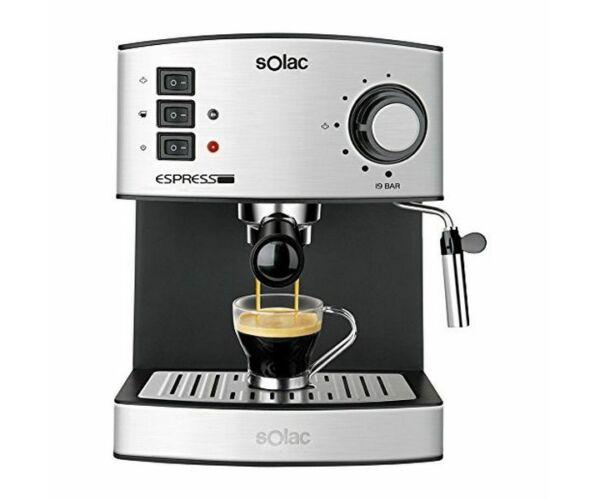 Manuális Express Kávéfőző Solac CE4480 Expresso 19 bar 1,25 L 850W
