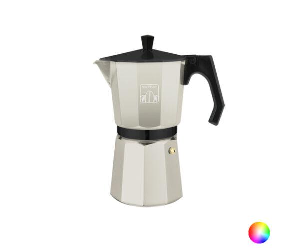 Kotyogós Kávéfőző Cecotec Cumbia Mimoka 600 300 ml (6 személyes) Szín Bézs