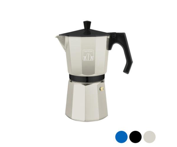 Kotyogós Kávéfőző Cecotec Cumbia Mimoka 1200 600 ml (12 személyes) Szín Bézs