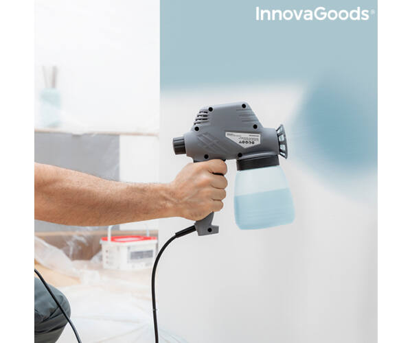 Elektromos festékszóró pisztoly Spraint+ InnovaGoods