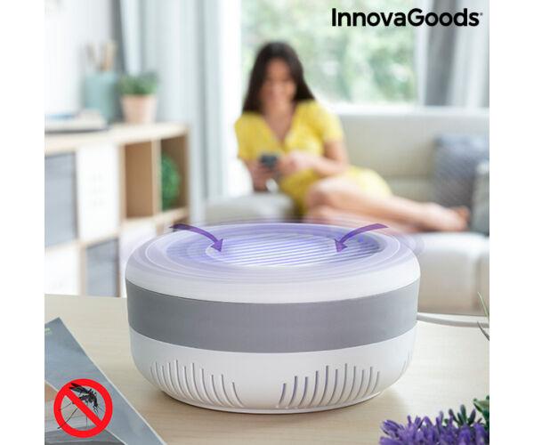 Szúnyog elleni lámpa fali tartóval KL Lite InnovaGoods