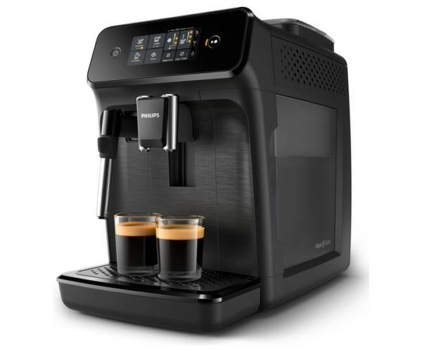 Manuális Express Kávéfőző Philips EP1220/00 1,8 L 15 bar 230W Fekete