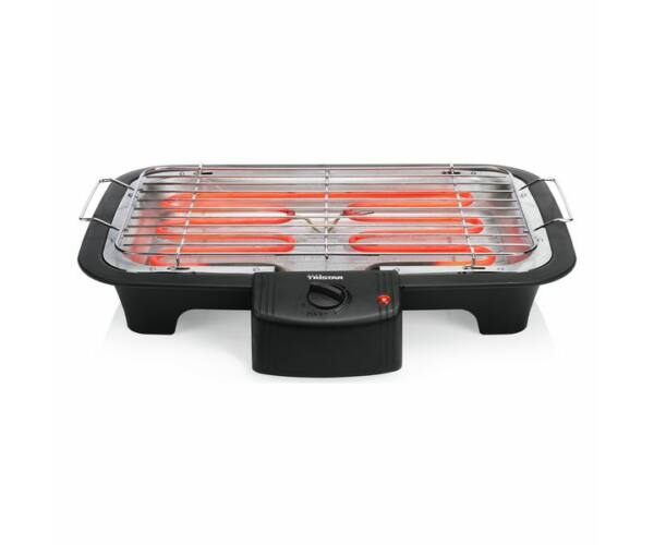 Elektromos Barbecue Tristar BQ2813 2000W Fekete