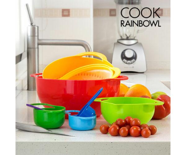 Cook Rainbowl Konyhai Edények