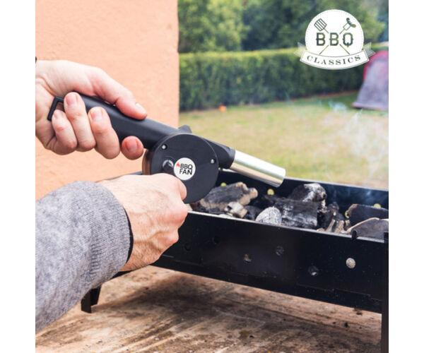 Kézi Barbecue Ventillátor