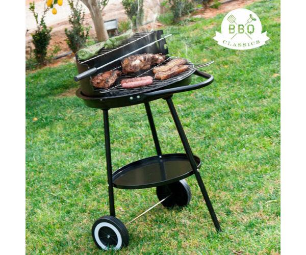 BBQ Classics Kétszintes Faszenes Barbecue Sütő