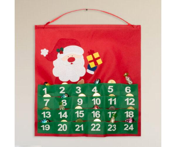 Adventi kalendárium 144667 Szín Zöld
