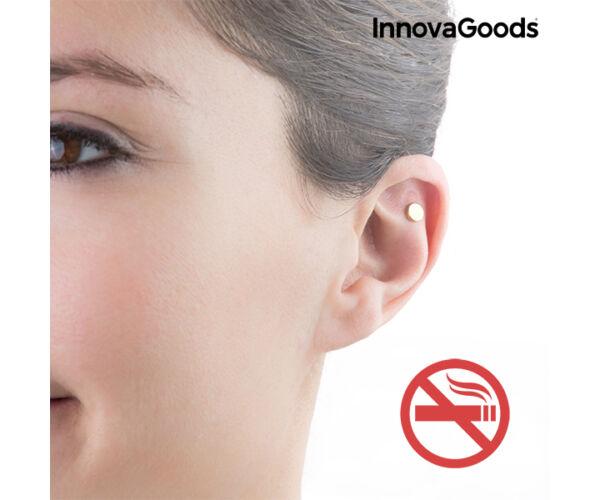 InnovaGoods Akupresszúrás Dohányzásról Leszoktató Mágnes